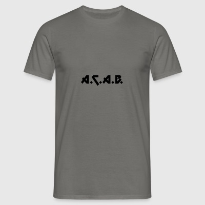 Acab2 - Men's T-Shirt