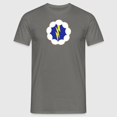 USA 9th Airborne Division - T-shirt Homme