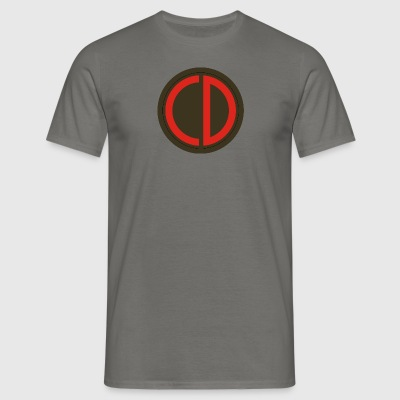 USA 85th Infantry Division - Men's T-Shirt