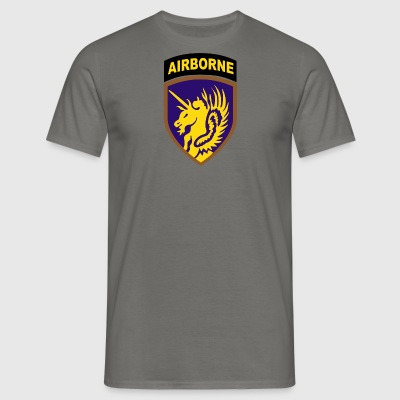 USA 13th AIRBORNE DIVISION - Men's T-Shirt