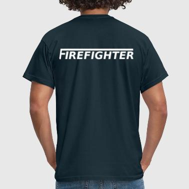 Firefighter - Men's T-Shirt