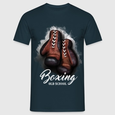 old school boxing - Männer T-Shirt