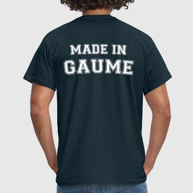 Made in Gaume - T-shirt Homme