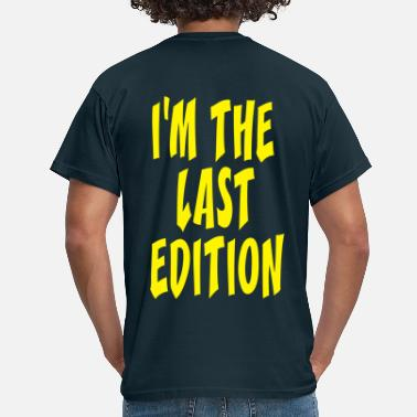 At Last the last edition - Men's T-Shirt