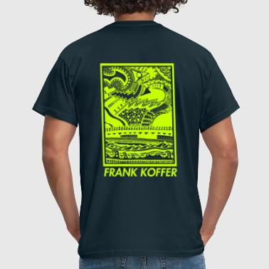 Greendale FRANK CASE Green One - Camiseta hombre