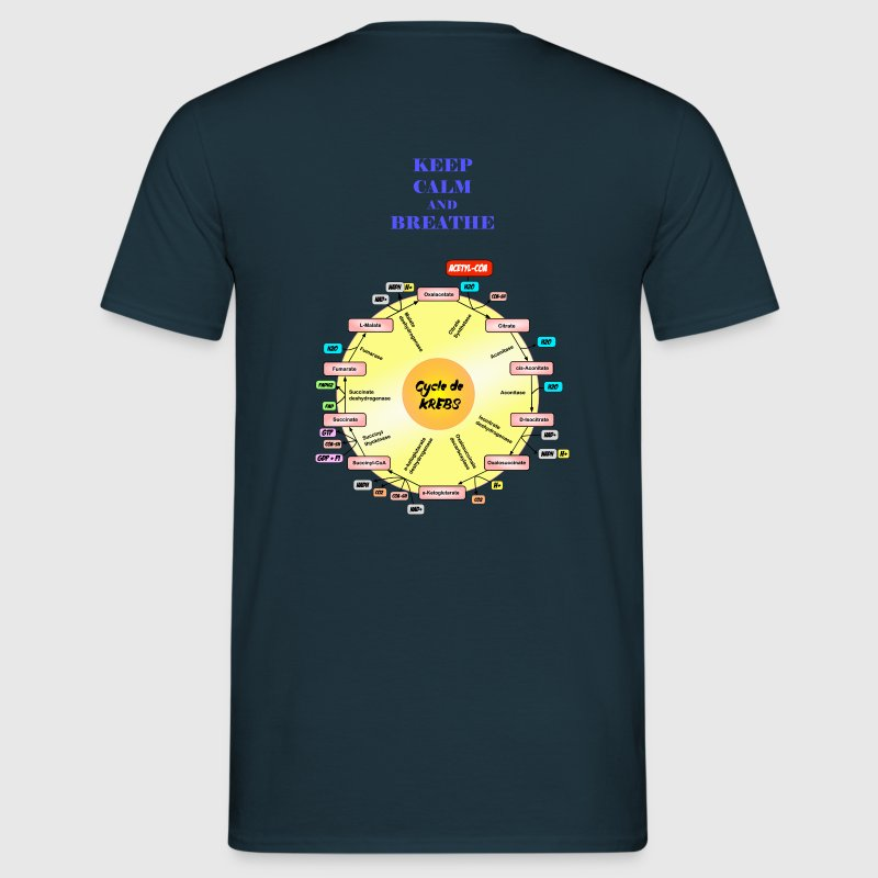 Krebs Cycle - Men's T-Shirt