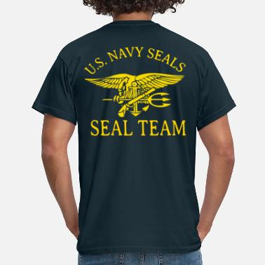 Navy SEALS ONE - Men's T-Shirt