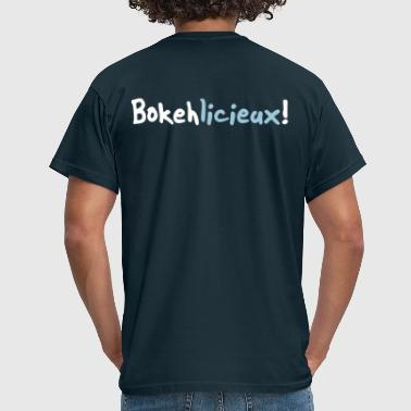 Bokehliceux (2c) - Men's T-Shirt