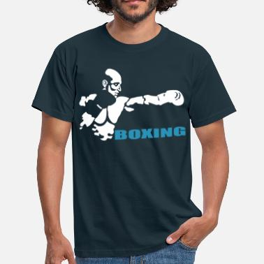 Boxing Gloves boxing - Mannen T-shirt