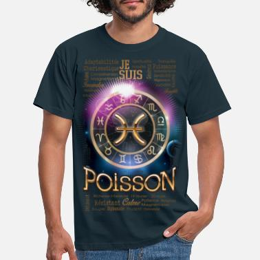 POISSONS - T-shirt Homme