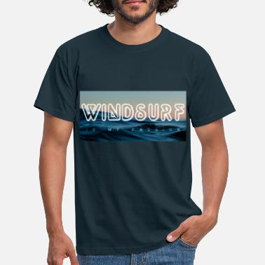 Passion WINDSURF is my passion - Männer T-Shirt