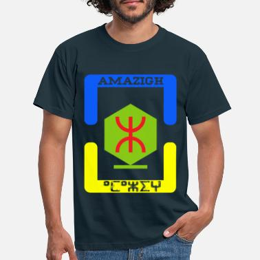 Amazigh berbere kabyle - T-shirt Homme