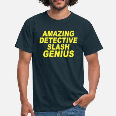 Brooklyn Amazing Detective/Genius Brooklyn Nine Nine Shirt - Männer T-Shirt