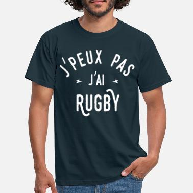 Rugby j'ai rugby - T-shirt Homme