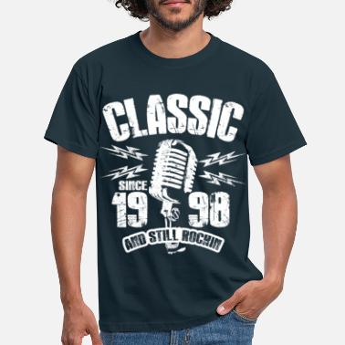 1998 Classic Since 1998 And Still Rockin - Men's T-Shirt