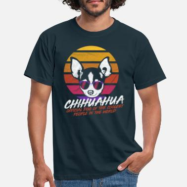 Different Coolest dog Chihuahua - Men's T-Shirt