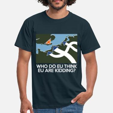 Dads Army Dad's Army Brexit - Men's T-Shirt