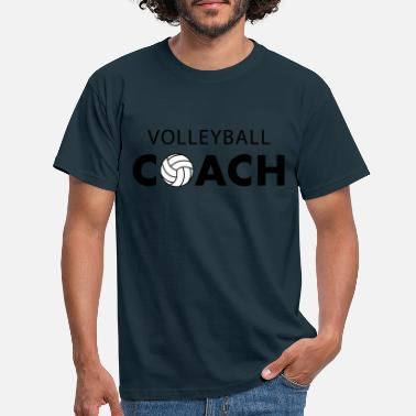 Volleyball Volleyball Coach - Männer T-Shirt
