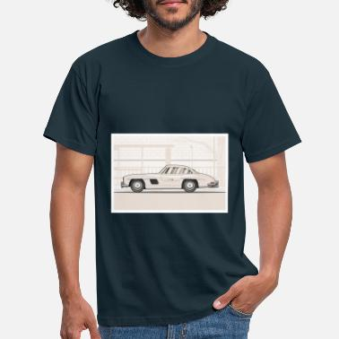 Vintage Car Vintage car - Men's T-Shirt