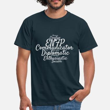 Bound personality type: ENFP - Men's T-Shirt