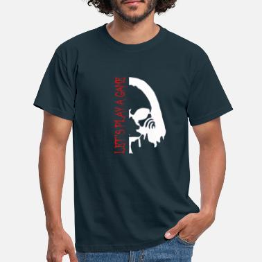 Grave Let's play a game - Men's T-Shirt