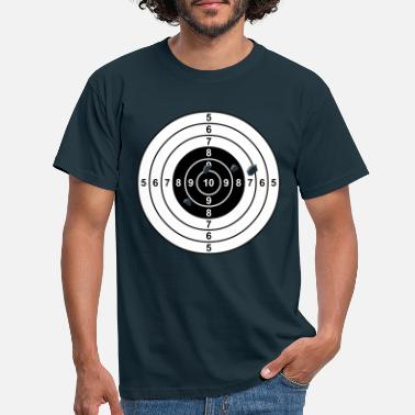 Vector aiming - Men's T-Shirt
