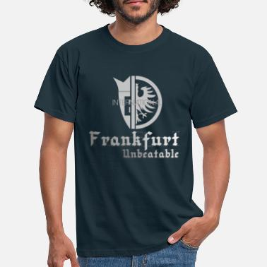 Made In Germany Frankfurt International Unbeatable - Men's T-Shirt