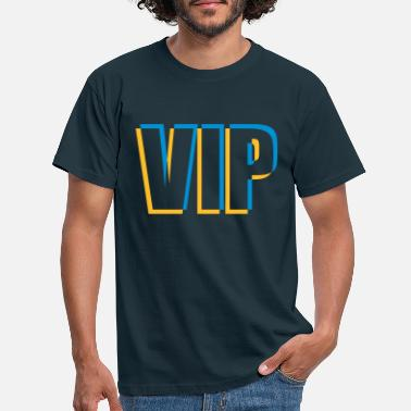 Design VIP 3D effect - Men's T-Shirt