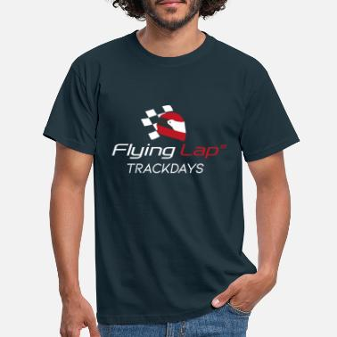 Flying Lap Trackdays - Men's T-Shirt