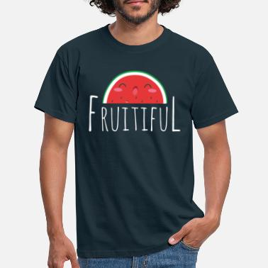 Fruity Fruitiful - Men's T-Shirt
