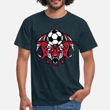 Bestill Logoer Fotball T skjorter på nett | Spreadshirt