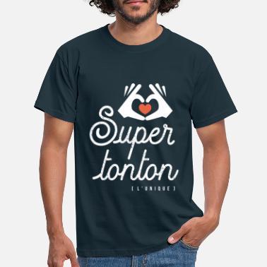 Homme Je suis un jeu oncle T Shirt Cadeau D/'Anniversaire Idée Comme normal que bien Cooler
