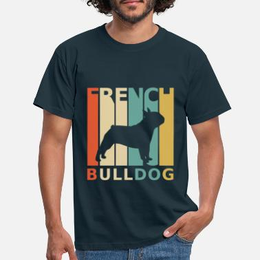 French bulldog dog french bulldog dog - Men's T-Shirt