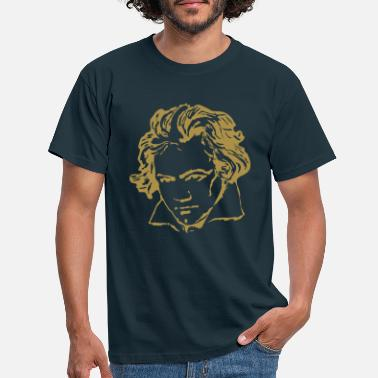 Beethoven Beethoven - T-shirt herr
