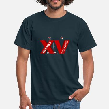 Lyon Rugby Toulousain XV TRAINING - Men's T-Shirt