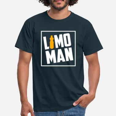 Limo Limo Man - Mannen T-shirt
