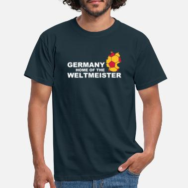 Tor germany home of the weltmeister 2 - Männer T-Shirt