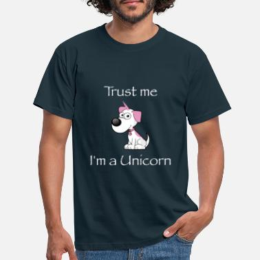 Mon maître Beagle T-shirt Hommes Slogan Cadeau Idée chiens propriétaire drôle