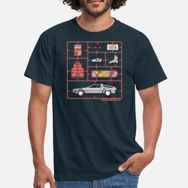 Future Back to the future kit - Men's T-Shirt