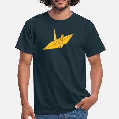 Style origami - Men's T-Shirt