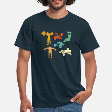 Bestill Kul Treningsskjorte T skjorter på nett   Spreadshirt