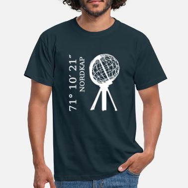 North North Cape Norway Norway - Men's T-Shirt