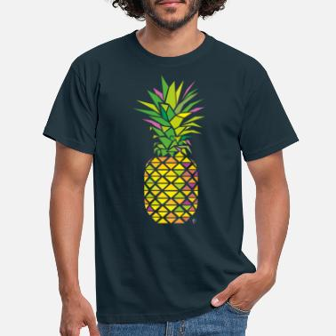 Beau AD Pineapple - T-shirt Homme