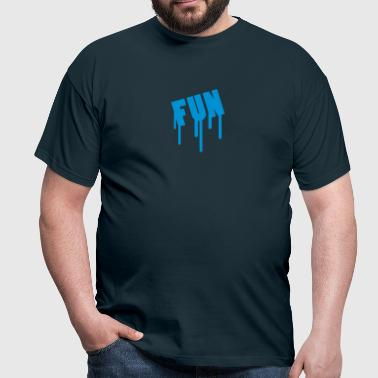 Fun - Mannen T-shirt