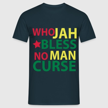 who jah bless - T-shirt Homme