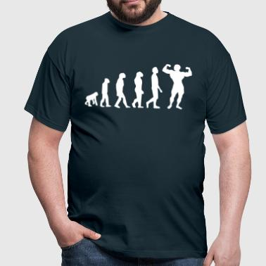 Evolution Body Building - Camiseta hombre