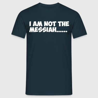 Messiah - Men's T-Shirt