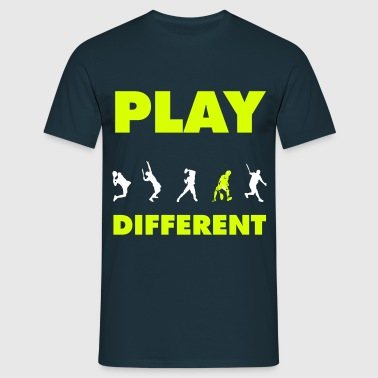 PLAY DIFFERENT - T-shirt Homme