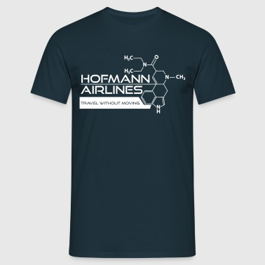 Hofmann Airlines [White] - Men's T-Shirt
