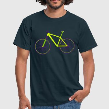 Hardtail Hardtail 3-Farbig - Men's T-Shirt